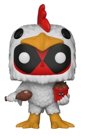 Deadpool: Chicken Deadpool - Pop! Vinyl Figure