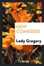 New Comedies by Lady Gregory image