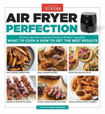 Air Fryer Perfection by America's Test Kitchen image