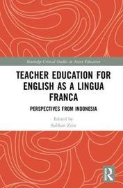 Teacher Education for English as a Lingua Franca