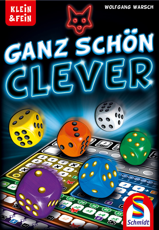 Ganz Schon Clever - Dice Game