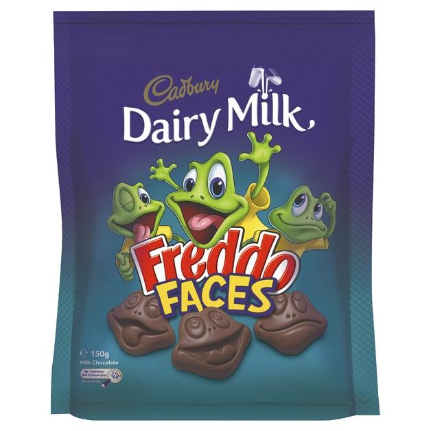 Cadbury Freddo Faces (150g)