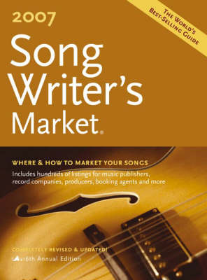 Songwriter's Market: 2007 image