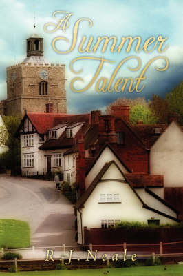 A Summer Talent by R.J. Neale image