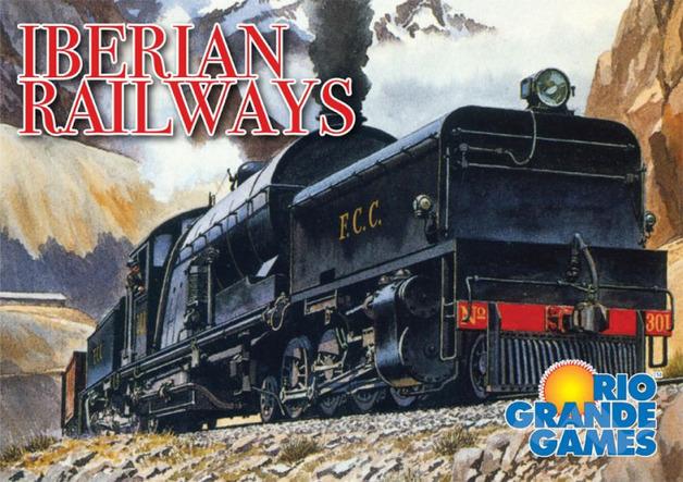 Iberian Railways - Board Game