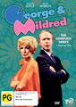 George & Mildred: The Complete Series on DVD