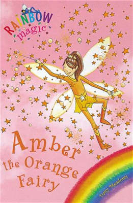 Amber the Orange Fairy by Daisy Meadows image