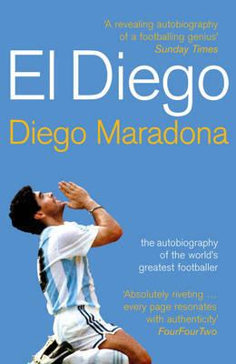 El Diego by Diego Maradona image