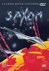 Saxon - Live in Nottingham on DVD