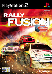 Rally Fusion: Race of Champions for PlayStation 2