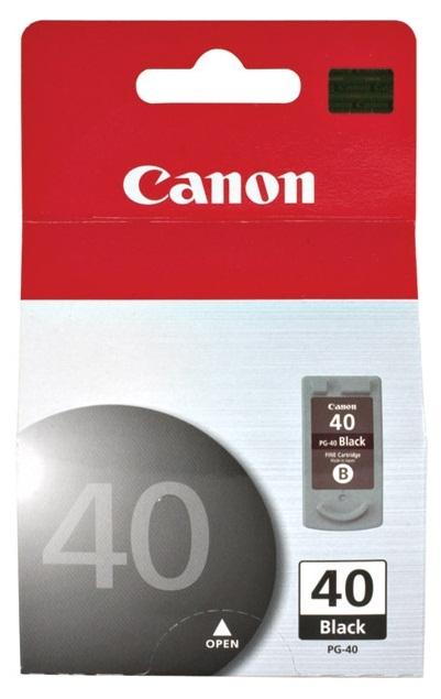 Canon Ink Cartridge - PG40 (Black) image