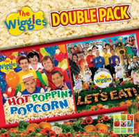 Hot Poppin Popcorn / Let's Eat (2CD) by The Wiggles