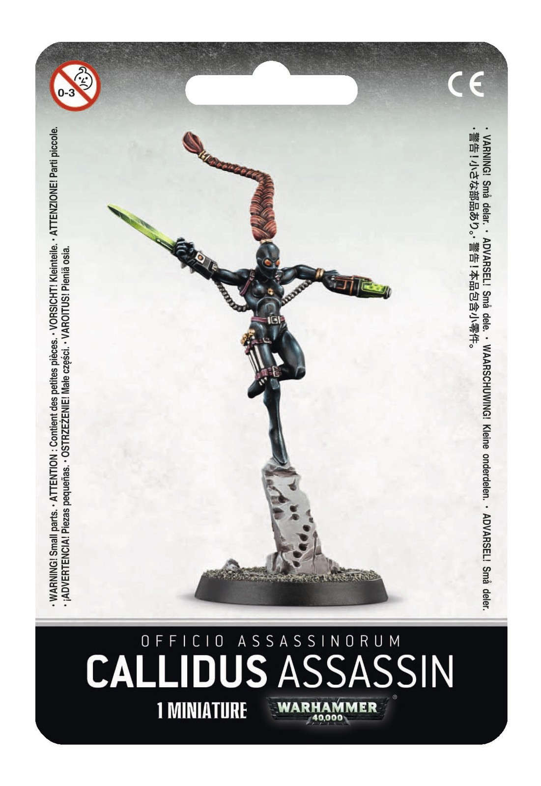 Warhammer 40,000 Officio Assassinorum: Callidus Assassin image