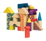 Battat: B. Wood You Build It - 40pc Set