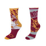 Harry Potter Reversble Crew Socks