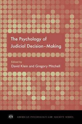 The Psychology of Judicial Decision Making image