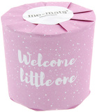 Me&Mats: 'Welcome Little (Girl)' Candle