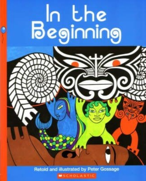 in the Beginning by Peter Gossage image