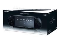 PlayStation Portable - Slim & Lite (Black) for PSP image