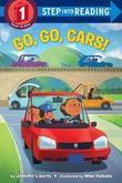 Go, Go, Cars! by Jennifer Liberts