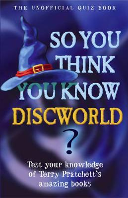 Discworld by Clive Gifford image