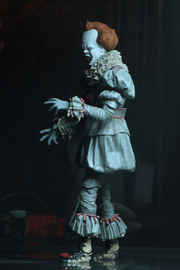 "It (2017) - Pennywise (Dancing Clown) - 7"" Ultimate Action Figure image"