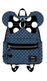 Loungefly: Mickey Mouse - Minnie Polka Backpack