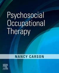 Psychosocial Occupational Therapy 1e by Nancy Carson