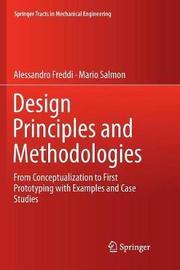 Design Principles and Methodologies by Alessandro Freddi image