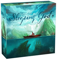 Sleeping Gods - Board Game