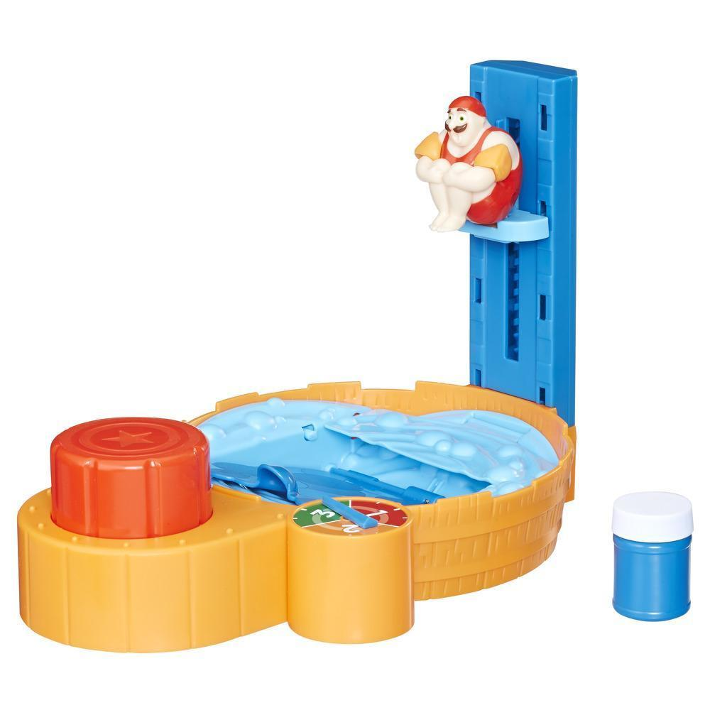 Hot Tub High Dive - Children's Game image