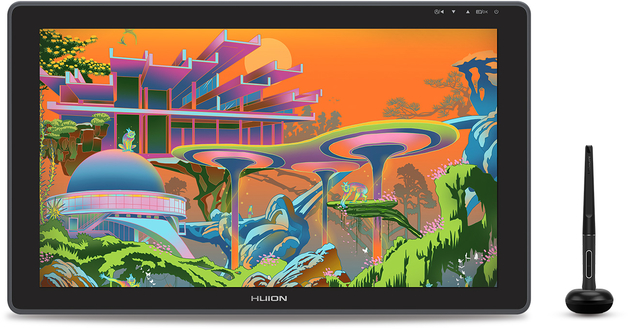 Huion Kamvas 22 Plus Pen Display Tablet