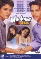 Whatever It Takes on DVD