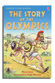 The Story of the Olympics by Minna Lacey image