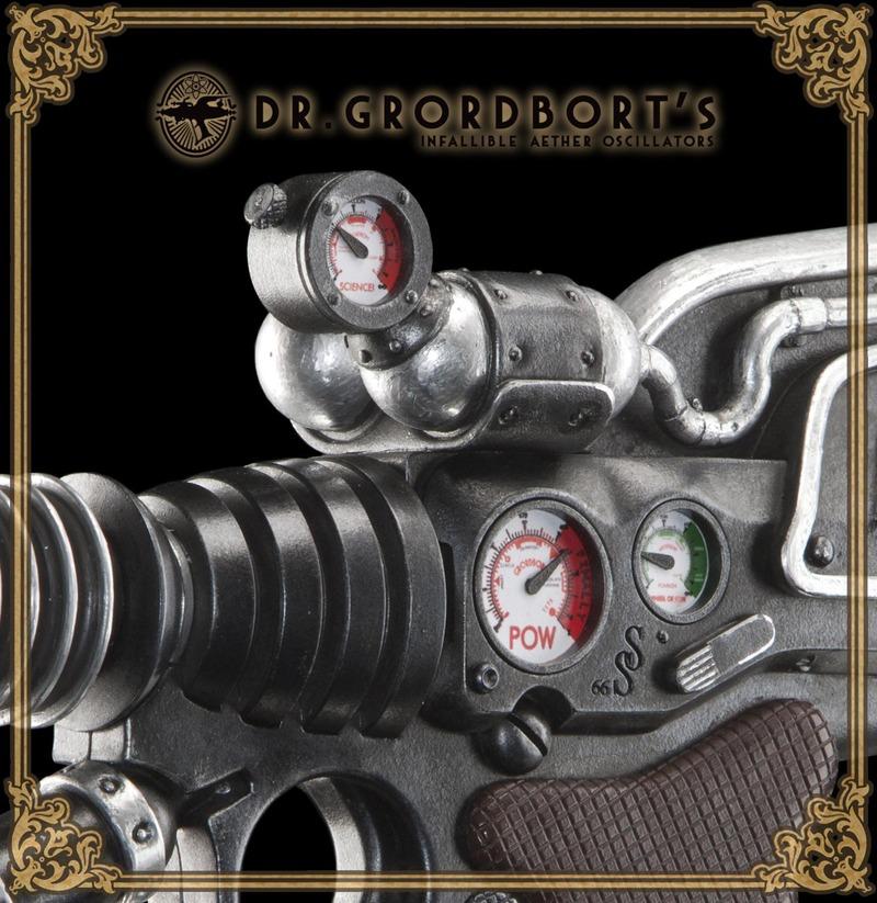 Dr. Grordborts Saboteur 66 Replica - Ultra-Wave Equaliser image