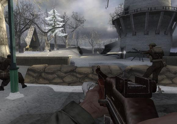 Medal of Honor: European Assault screenshot