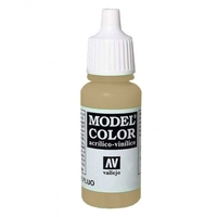 Vallejo Model Colour Desert Yellow 17ml