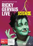 Ricky Gervais Live IV: Science on DVD