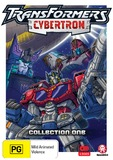 Transformers Cybertron - Collection One on DVD