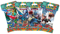 Pokemon TCG XY Furious Fists Blister Pack