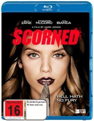 Scorned on Blu-ray