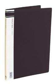 FM A4 10 Pocket Display Book - Black
