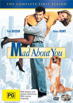 Mad About You - Complete Season 1 (2 Disc Set) on DVD