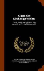 Algemeine Kirchengeschichte by Antoine Godeau image