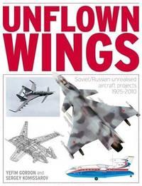 Unflown Wings by Gordon Yefim