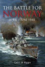 The Battle for Norway April - June 1940 by Geirr H. Haarr image