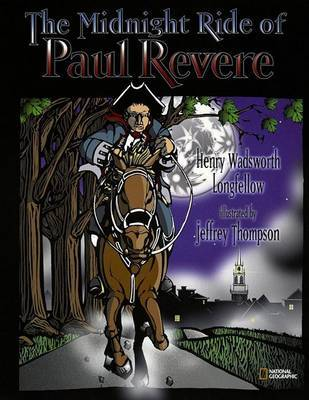 The Midnight Ride of Paul Revere by Henry Wadsworth Longfellow image