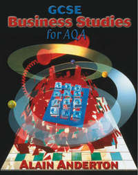 GCSE Business Studies for AQA by Alain Anderton image
