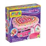 The Orb Factory: Sticky Mosaics - Heart Box