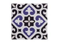 Maxwell & Williams: Medina Ceramic Square Tile Trivet - Azrou (15cm)